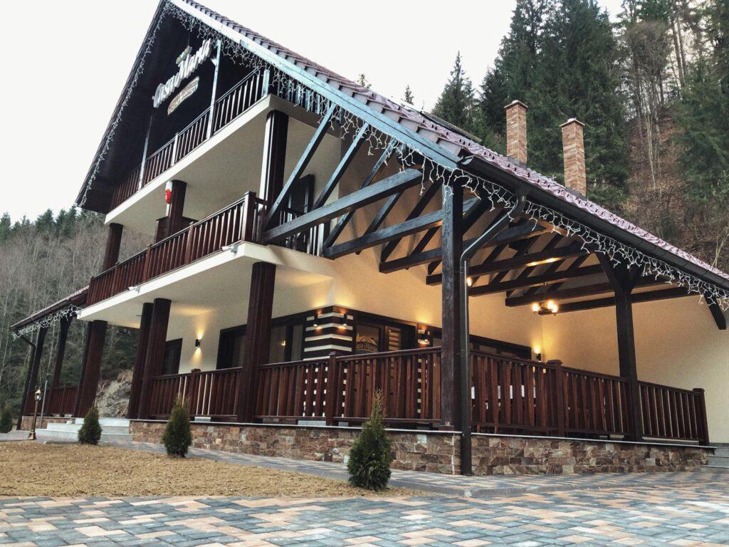 Pensiunea Casa Maria Rodna